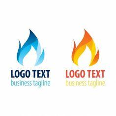 Nature Fire - Logo Template | Pinterest | Logo templates, Logo ...