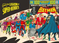 DC-8, Batman #238, by Neil Adams and Dick Giordano Follow us: http://twitter.com/comixcomixcomix Like us: http://comixcomixcomix.com