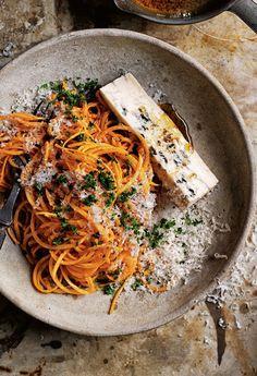 ... PARMESAN & PARSLEY LEAVES [Donna Hay] [parmigiano-reggiano, parmesan