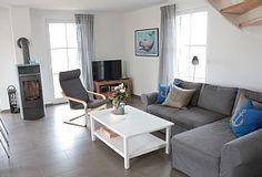 Haus Meerblick Zierow  - Gemütliche Sitzecke
