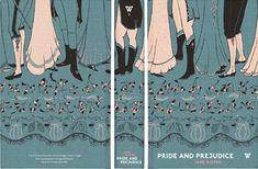 Book cover (White's Fine Edition) of Pride and Prejudice #janeausten