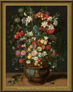 Jan Brueghel de Jonge - Bloemenstilleven