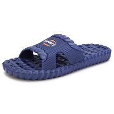 ae91674fed3f35  US 5.99  New Home Slipper Men Slipper Shoes Bathroom Sandals Flats Non-slip