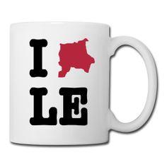 I Love LE (Leipzig) MUG - http://iloveberlin.spreadshirt.de/i-love-leipzig-tasse-mug-A22186431