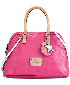 guess bags pink - Google Search | SHOES and HANDBAGS | Pinterest ...