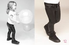 CHaLKnyc - LOOKBOOK 2013 - Clothes for kids that moms want too