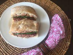 Italian Stuffed Ricotta Burger - Vegan & Dairy-Free - VeegMama