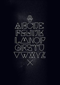 single-line alphabet; Types Of Lettering, Lettering Styles, Lettering Design, Hand Lettering, Logo Design, Graphic Design, Calligraphy Fonts, Typography Letters, Typography Served