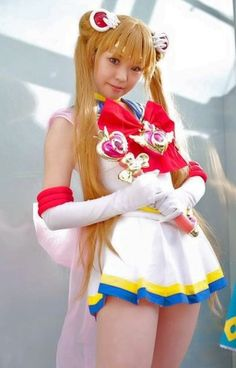 Sailor Moon. This is my favorite.