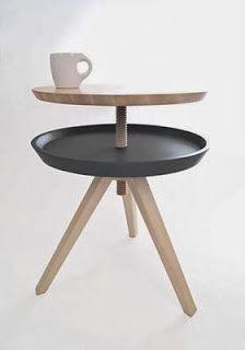 """Giros"" side table"