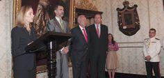 Javier Duarte asistió a la XXIV Cumbre Iberoamericana realizada en el puerto de Veracruz durante el 2014 en donde se trataron temas de educación e innovación.