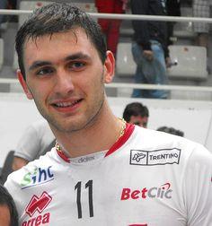 Tvestan Sokolov, Team Bulgaria, Volleyball