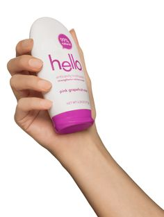 hello pink grapefruit mint #toothpaste #madeinamerica found at Target