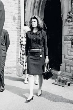 Jackie Kennedy in Chanel | 1967
