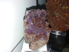 Fluorit mina ojuela Mexiko Amethyst, Texture, Meat, Crystals, Crafts, Food, Mexico, Minerals, Surface Finish