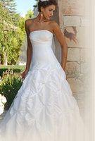 Wedding, Dress, Strapless, A-line, Maggie sottero