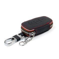 Mad Hornets - Leather Key Cover Case Holder Ring Chain KIA K2 K5 (11-12) Hyundai IX35 (10-13) Sonata (10-14), $18.99 (http://www.madhornets.com/leather-key-cover-case-holder-ring-chain-kia-k2-k5-11-12-hyundai-ix35-10-13-sonata-10-14/)