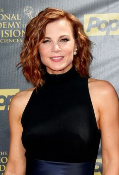 Gina Tognoni Photos - Actress Gina Tognoni attends The Annual Daytime Emmy Awards at Warner Bros. Studios on April 2015 in Burbank, California. - The Annual Daytime Emmy Awards - Arrivals Soap Opera Stars, Soap Stars, Classic Actresses, Actors & Actresses, Gina Tognoni, Justin Bartha, Mature Redhead, Bold And The Beautiful, Young And The Restless