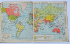 Daily Mail World War Atlas Compiled by George by BiminiCricket
