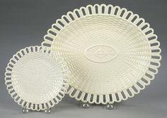 So beautiful...so simple...late 18th C Wedgwood Creamware