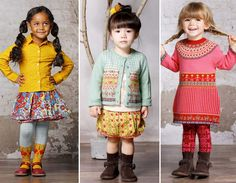 Oilily Fall 2014 Baby Girl Collection