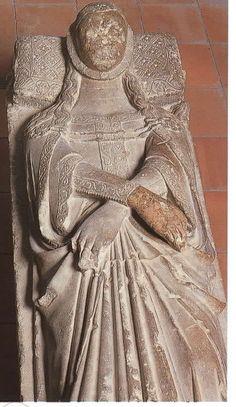 Tomb of Queen Elisende, 1322-1327, Monestir de Pedralbes, Barcelona