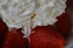 Yummy guilt free fruit dip...fat free cool whip and any sugar free jello pudding mix you love.
