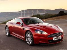 Aston Martin DBS.. Possibly the most beautiful car ever made
