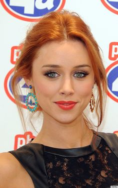 hot young actress red hair - Google Search