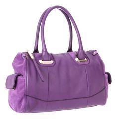 bruce makowsky handbags | Makowsky Loren Satchel Concord - B. Makowsky Leather Handbags ...