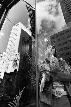 "gelatin silver print, 20"" x 16"" (50.8 cm x 40.6 cm), print made 2011, © Lee Friedlander, courtesy Fraenkel Gallery, San Francisco and Pace Gallery, New York"