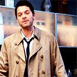 Everyone should have this GIF in their possession - Meanwhile, Misha... - SPN…