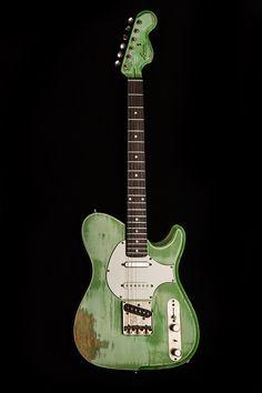 LaRose Guitars | Texas Guitar Luthier | Custom-Built Electric Guitars | Thin 6