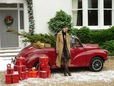 Please Santa, can i have Morris Minor for Christmas?