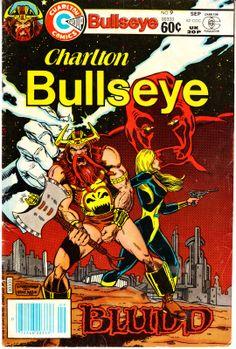comic+books+covers | The Retro/Vintage Scan Emporium: 1970's comic book covers