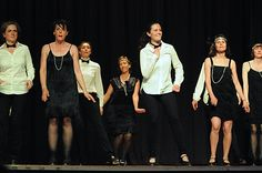 The Artist. Chorégraphie claquettes par les adultes moyens. Prof. Anne Gambini.