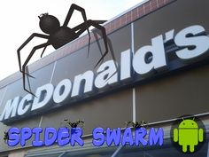 Spiders, Mcdonalds, Apps, Play, Store, Google, Spider, Larger, App