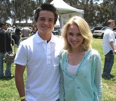 Josh Hutcherson as Adam and Annasophia Robb as Cee Cee. They look really good together as friends and that's exactly how I pictured them: Cee Cee with short blonde hair and bright (in sense of smart but also pretty) smile; Adam with the playful air around him. (P.S: I also think that their clothes fit their characters so much!!!!!!!!)