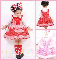 Lolita dress, for kids. Found the seller in Hong Kong. Can get these things for a little under 30 GBP.