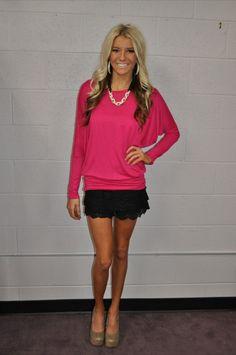 Modern Vintage Boutique - Multi Tiered Lace Shorts Black, $32.00 (http://www.modernvintageboutique.com/multi-tiered-lace-shortsblack.html)