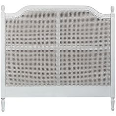 French Provincial Toulouse Rattan Headboard | Temple & Webster