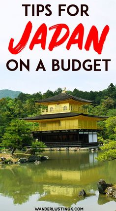 Planning a trip to Japan? Read travel tips for visiting Japan on a budget with budget travel tips for saving on trains. #Japan #BudgetTravel #Asia #Travel