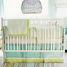 New Arrivals Crib Bedding Sprout @Layla Grayce