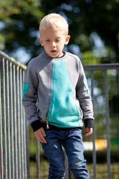 The super stylish boys Sports Deluxe zippy sweater. The sweater comes in brushed back cotton for extra warmth. A must for winter 2015.