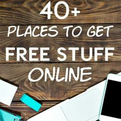 Does the thought of snagging a bunch of cool internet freebies get you excited? Then check out this massive list of over 40 places where you can score free stuff online. These freebie websites offer free eBooks, free printables, freebies for kids, free ph Stuff For Free, Free Stuff By Mail, Free Baby Stuff, Freebies By Mail, Couponing For Beginners, Extreme Couponing, Shopping Hacks, Cheap Shopping, Free Coupons