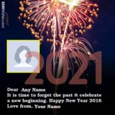 2021 New Year Quotes With Name For Friends New Year's Eve Wishes, Best New Year Wishes, New Year Wishes Messages, New Year Wishes Quotes, Happy New Year Quotes, Quotes About New Year, Happy New Year Photo, Happy New Years Eve, Happy New Year 2018