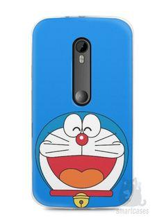 Capa Moto G3 Doraemon - SmartCases - Acessórios para celulares e tablets :)
