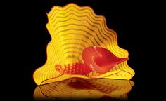 Phoenix Persian Pair Studio Edition from Chihuly Workshop