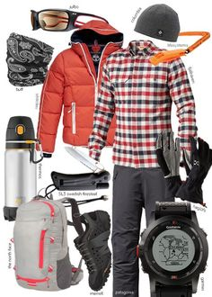 For the outdoor trek Mode Masculine, Outdoor Wear, Outdoor Outfit, Boy Fashion, Mens Fashion, Fashion Outfits, Trekking Outfit, Hiking Fashion, Moda Casual