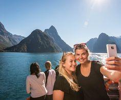 Go Orange - Milford & Doubtful Sound Cruises, New Zealand